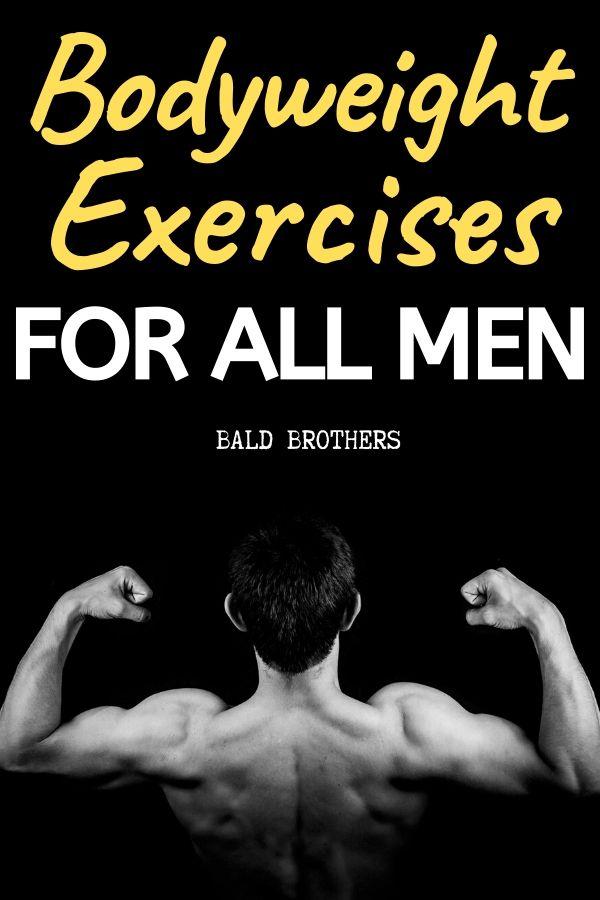5 Bodyweight Exercises for Men 2