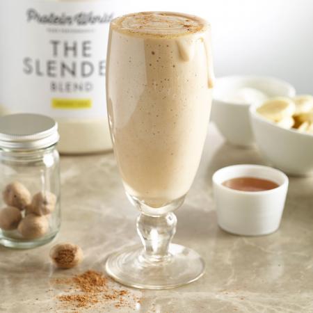 Healthy high protein smoothie recipe