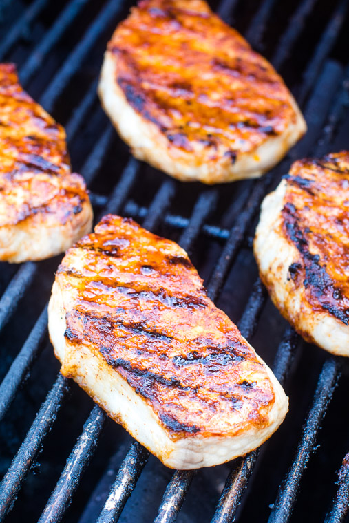 Pork healthy grilling recipes