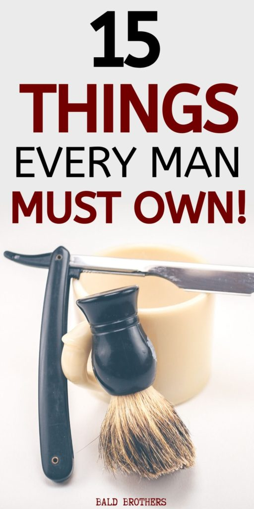 Things Every Man Should Own