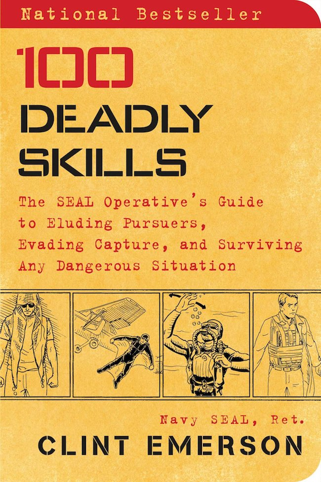 100 Deadly Skills book for men