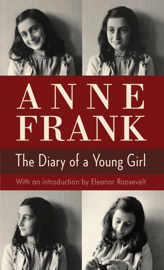 Anne Frank book for men