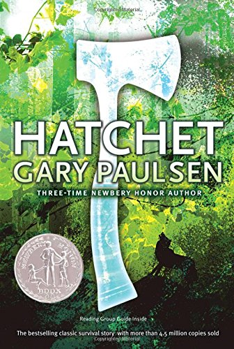 Hatchet Book for men