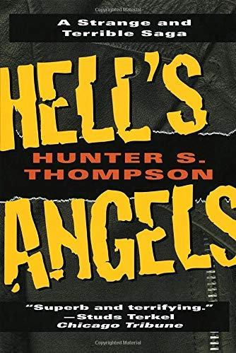 Hell's ANgels Books for Men