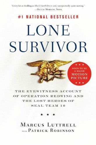 Lone Survivor Book
