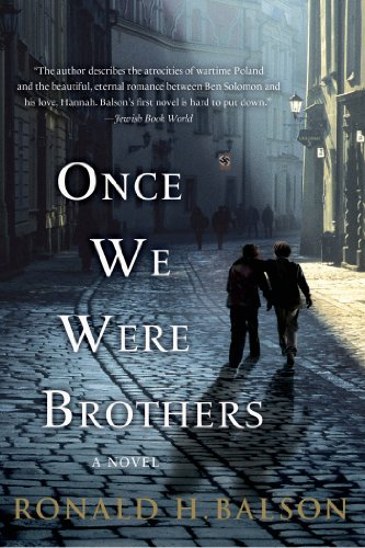 Once We Were Brothers book