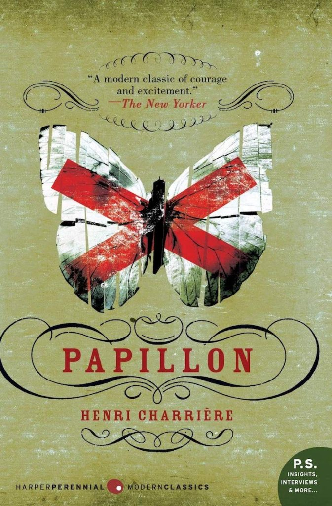 Papillon Book for men