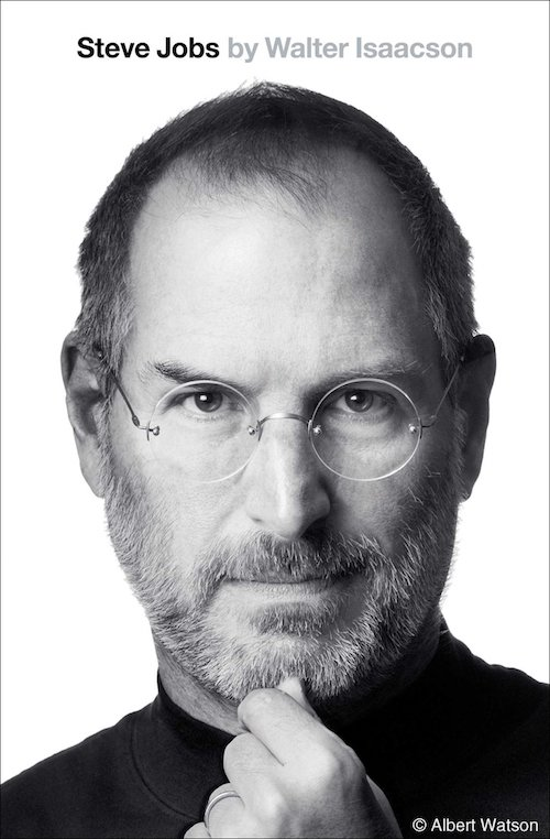 Steve Jobs Book For Men