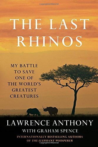 The last Rhinos - Books for men