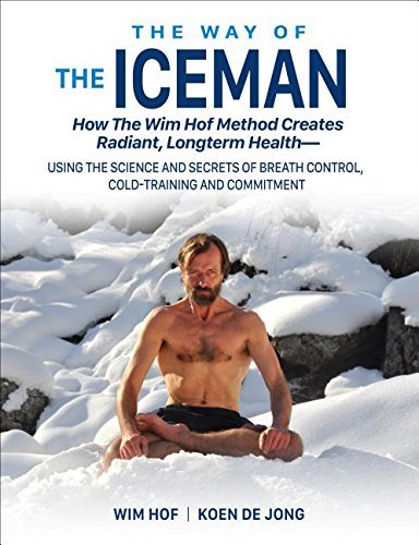 WIm Hof Book For Men