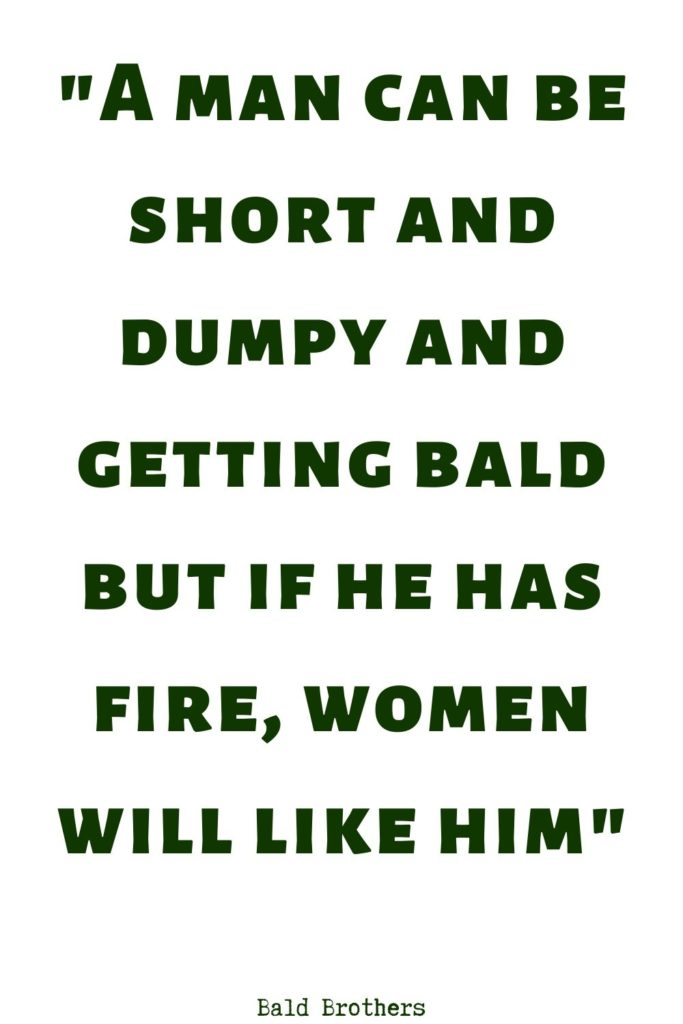 bald quotes