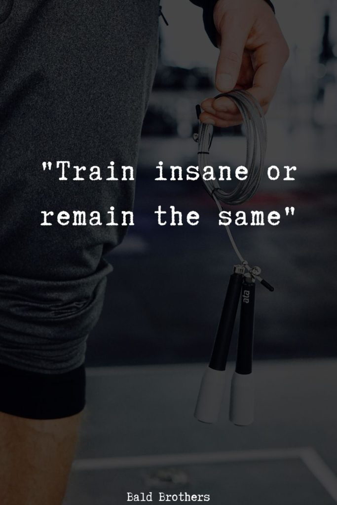Workout quotes for men