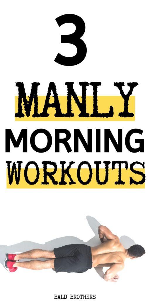Best Morning Workouts For Men