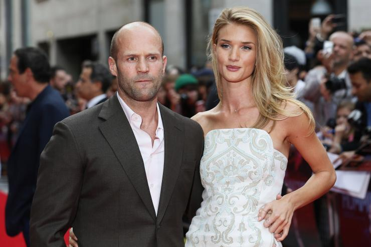 Jason Statham Girlfriend