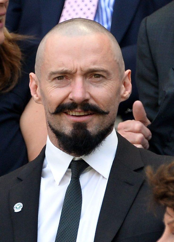 Van Dyke Beard for Bald Men
