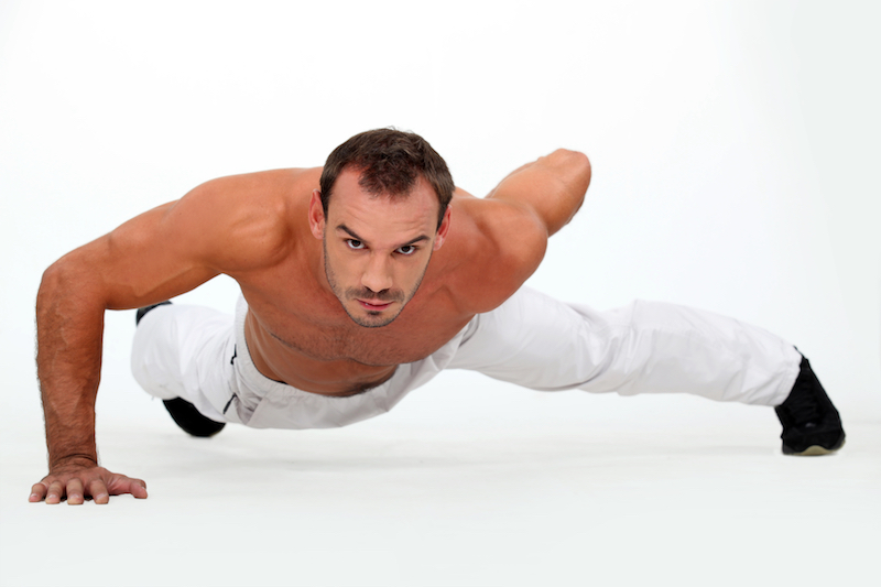 Bodyweight Exercises for Small Spaces