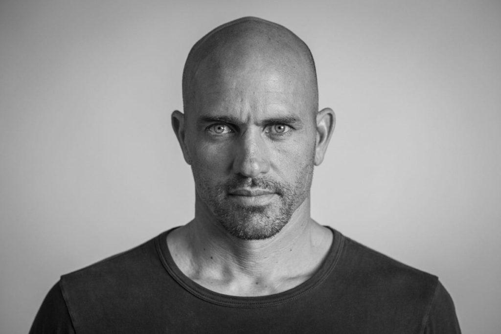 Kelly Slater Bald Man