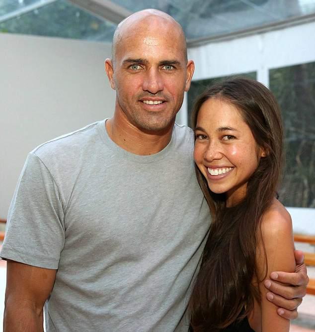 Kelly Slater & Girlfriend
