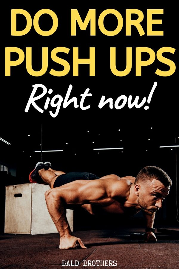 How to do more push ups