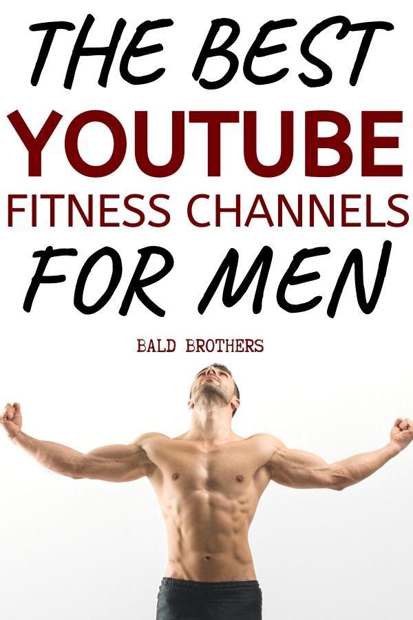 fitness youtube channels for men