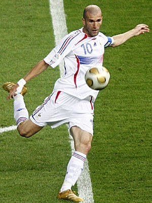 Zinedine Zidane 3