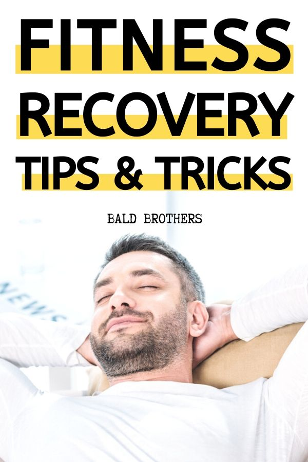 How To Recover From Training