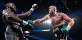 Tyson Fury Bald Icon
