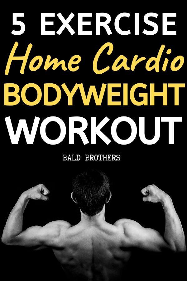 Cardio Bodyweight Workout 2