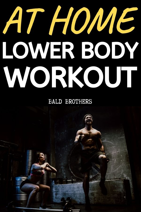 Lower Bodyweight Workout