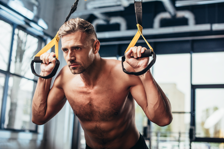 Resistance Band Workouts Why Men Should Be Doing Them