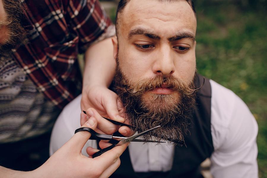 Grooming tips for bald men