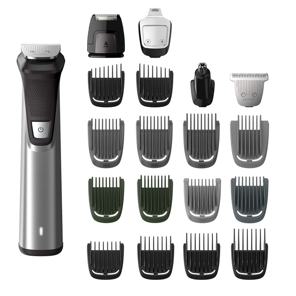 Beard Trimmer for Bald Men