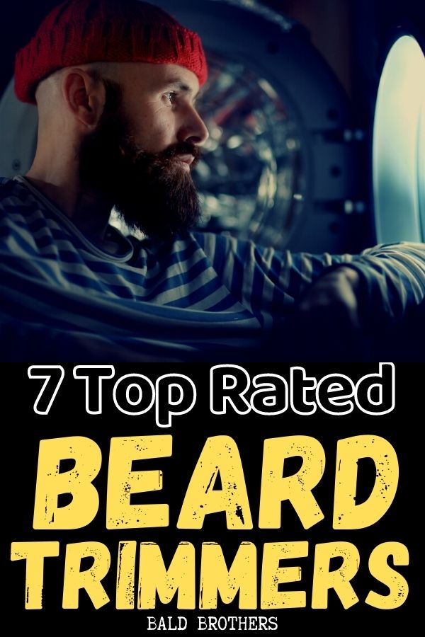 Best Beard trimmers for men 3