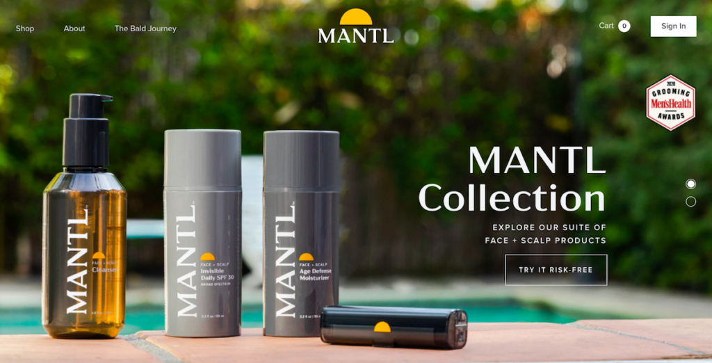Mantl For Men