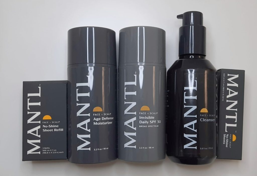 Mantl Product Review for Bald men