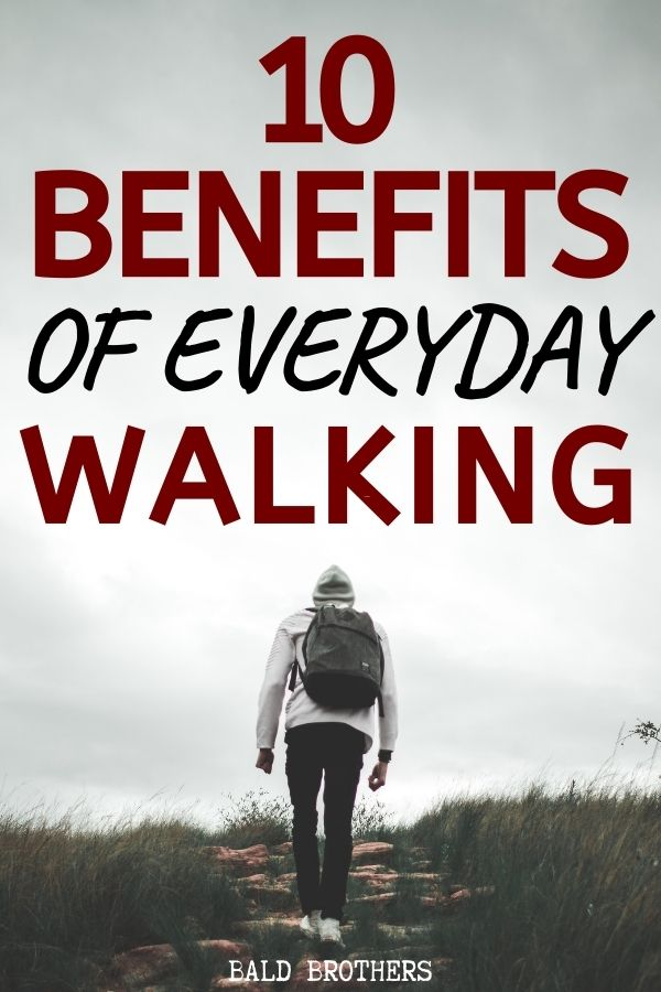 Benefits Of Walking Everyday 2