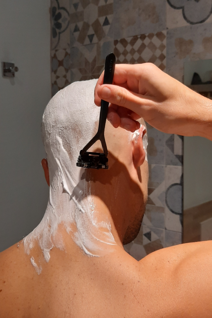 leaf shave review