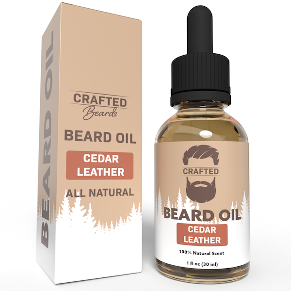 Crafted Beard Natural Beard Oil