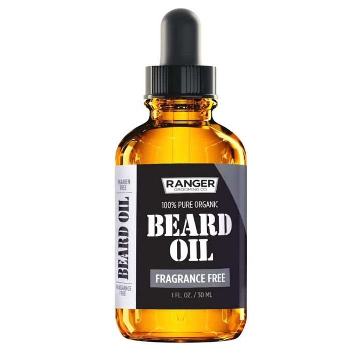 Fragrance Free Beard Oil