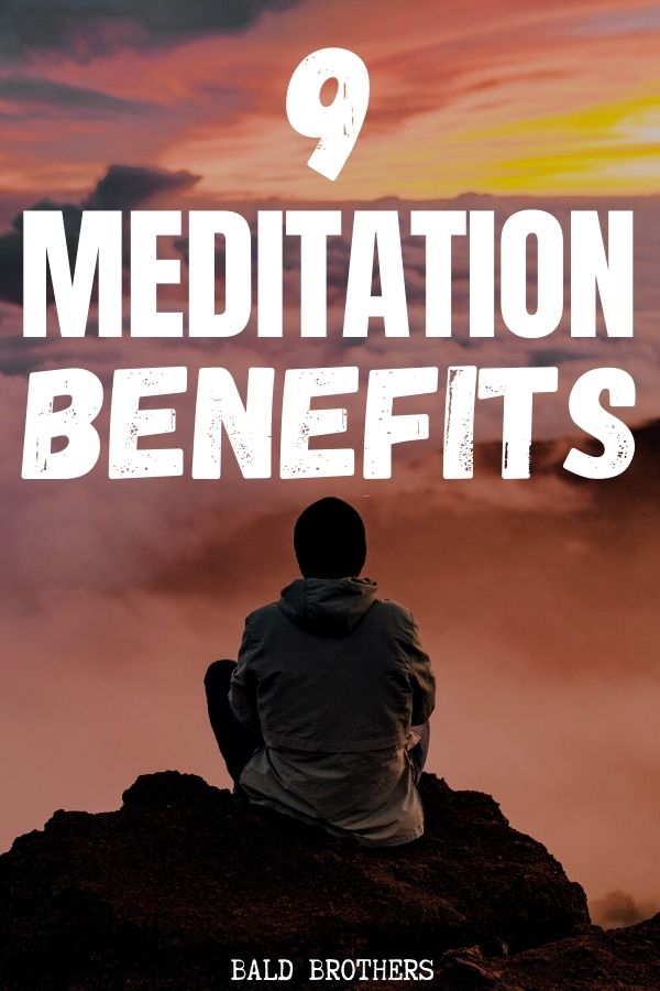 Meditation Benefits for Men