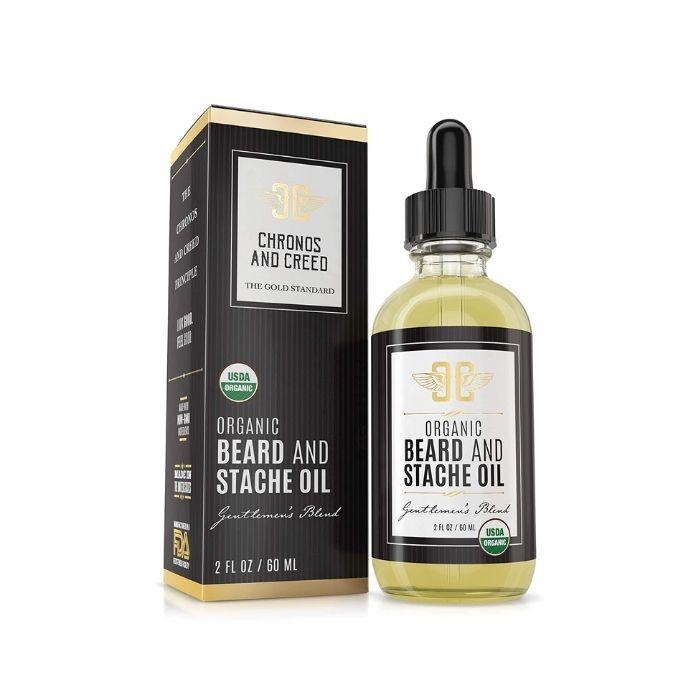 _Organic Beard Oil