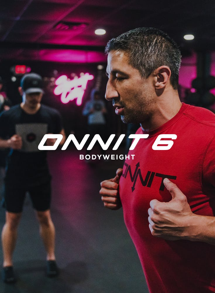 Onnit 6 Week Bodyweight Workout & Online Training Program