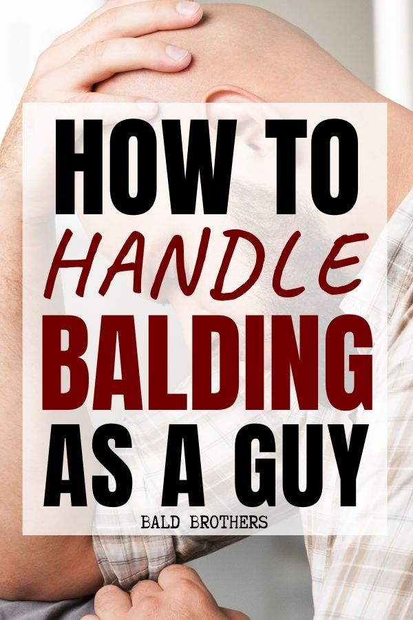 Balding for men!