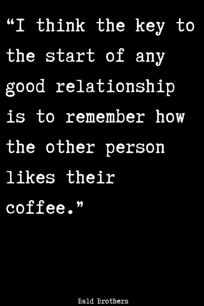 good morning coffee quotes