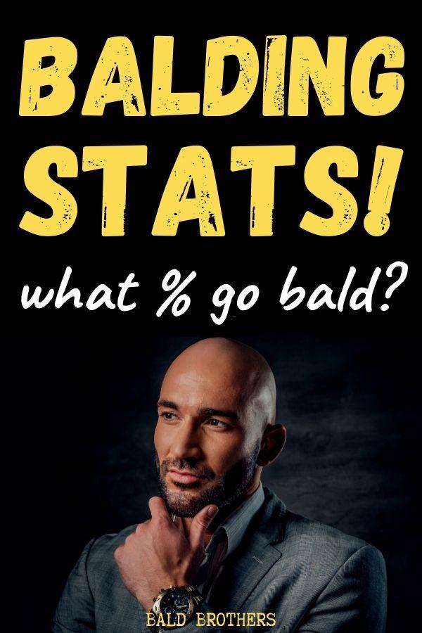 Balding Statistics 2